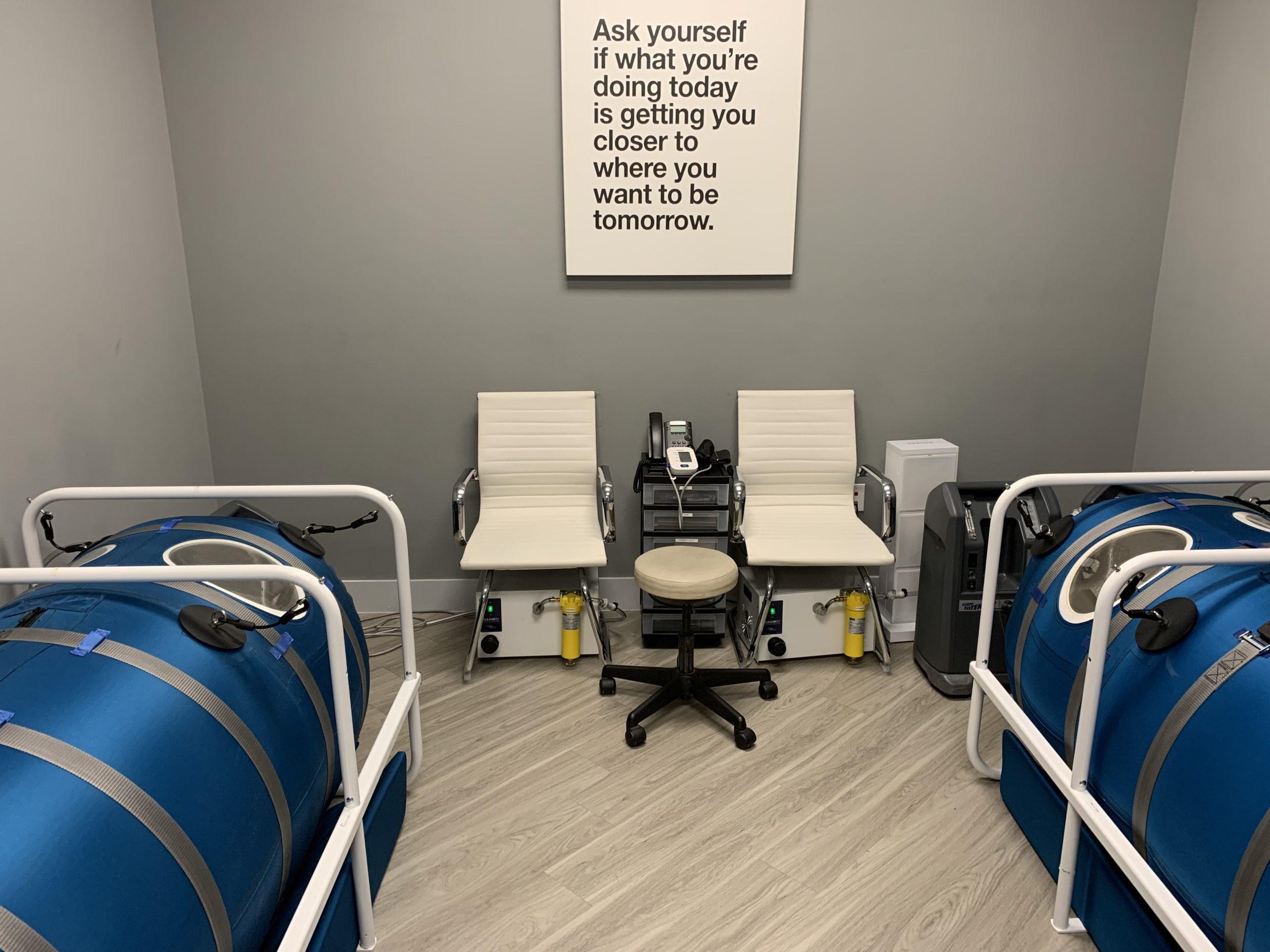 hyperbaric chamber rezilir