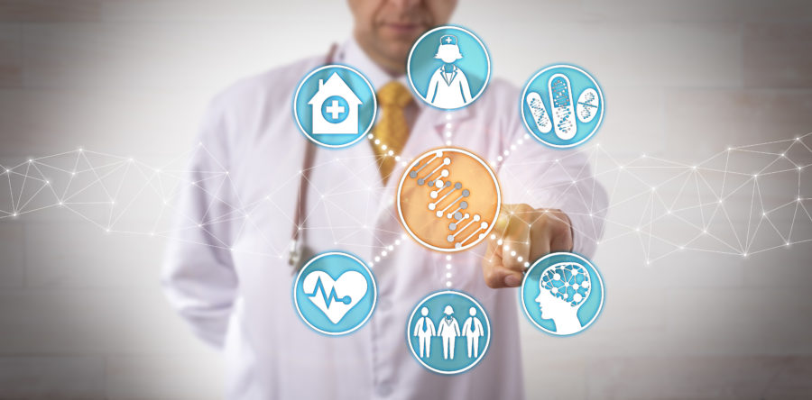 Integrating Genomic Data Into Clinical Workflow