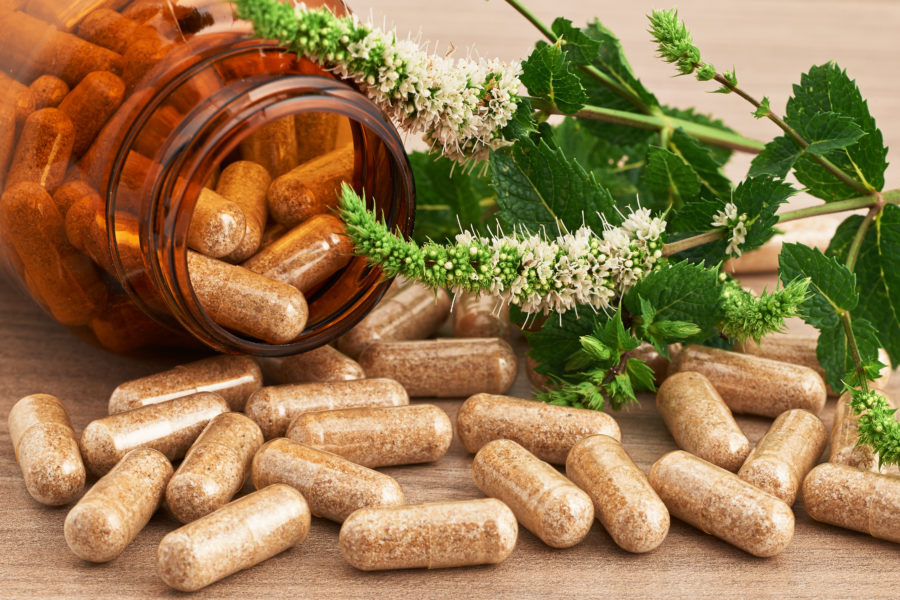 Personalized Herbal Supplements