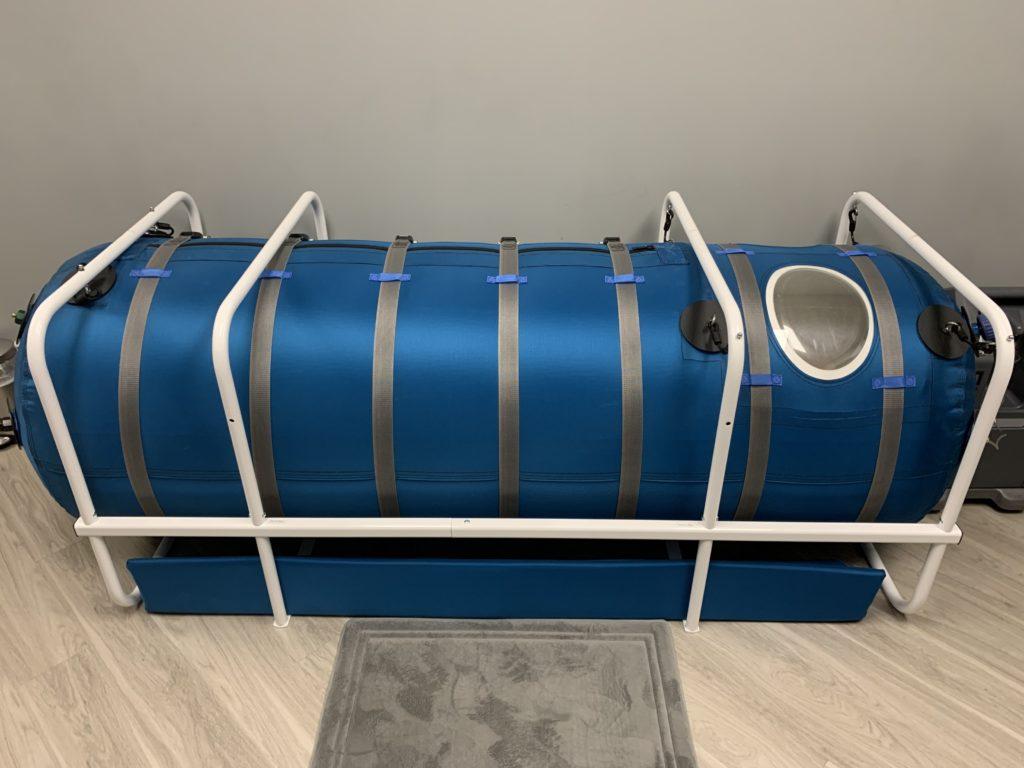 Hyperbaric Chamber at Rezilir Health