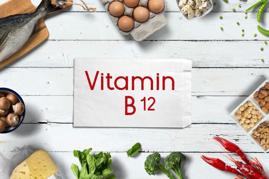 Vitamin B12 Sign
